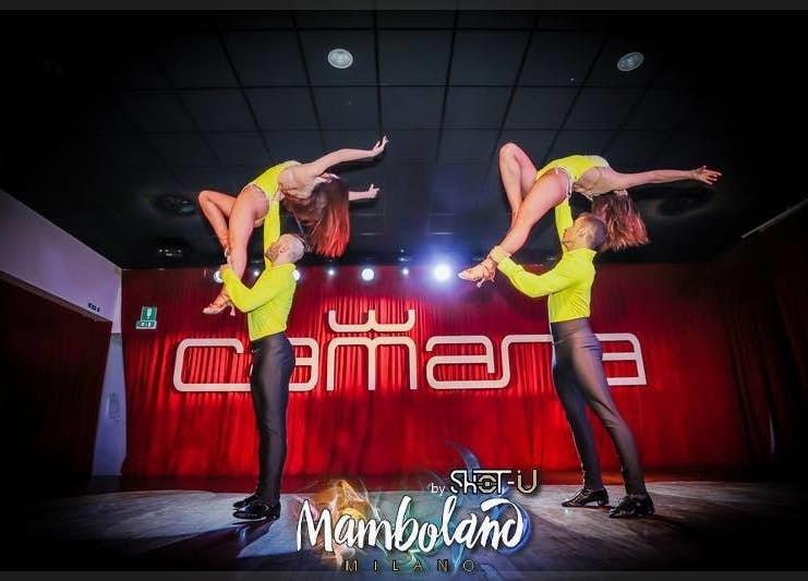Alex y Susana - Leyenda Urbana Mambo