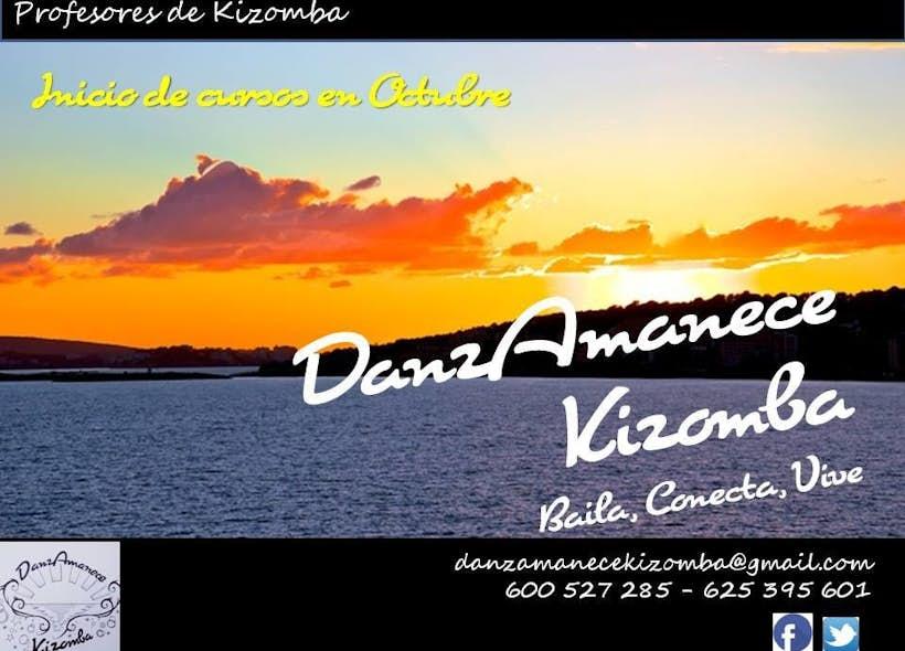 Ágata y Jaime - DanzAmanece Kizomba
