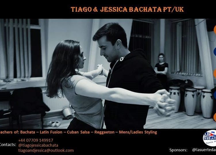 Tiago Adegas & Jessica Latham