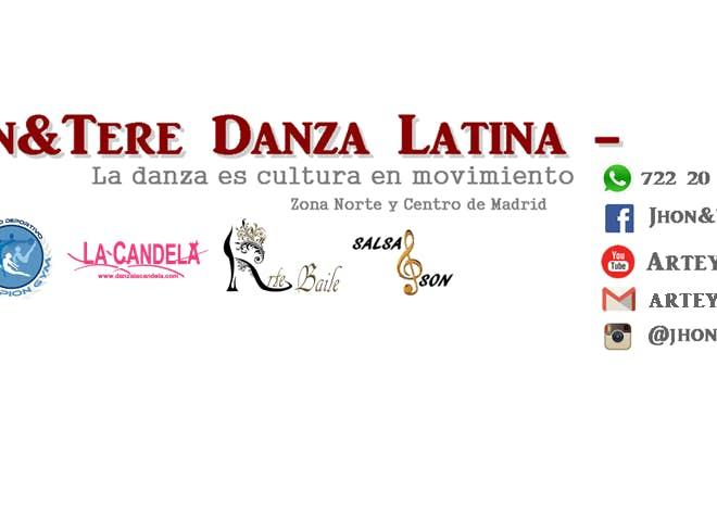 Jhon & Tere Danza Latina