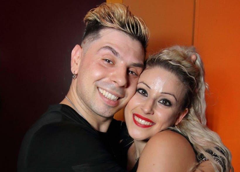 Andrea y Veronica
