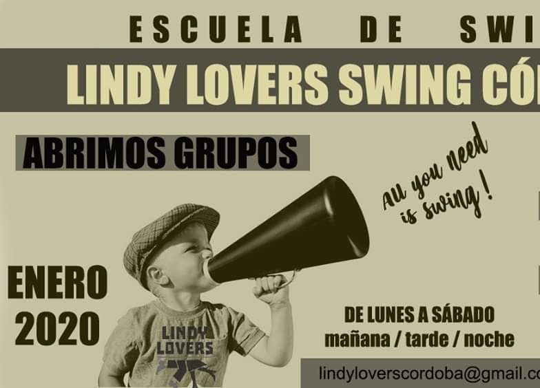 Lindy Lovers Swing Córdoba
