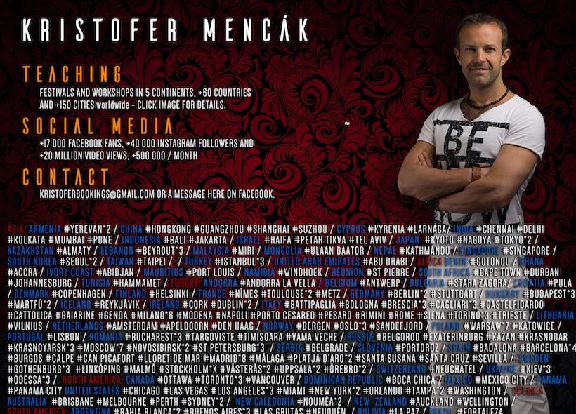 Kristofer Mencák