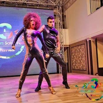 Abdel & Lety Bachata Flow