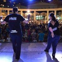 Fermín y Gloria (Salsa En Calpe)