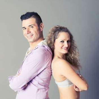 Alex & Laura - Ballroom Salsa