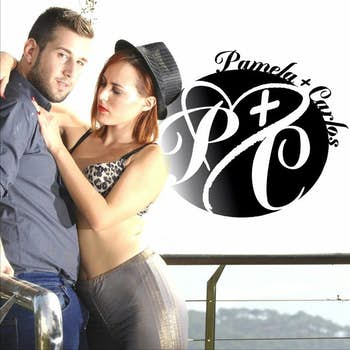 Pamela y Carlos Bachata
