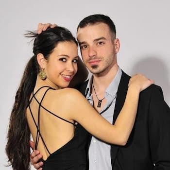 Cristian y Anna