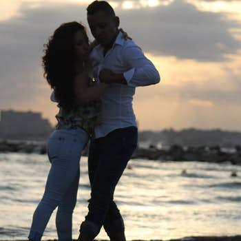 William & Damaris Gostosa Kizomba