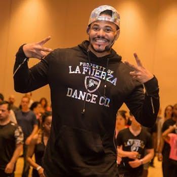 Fausto Felix - La Fuerza Dance