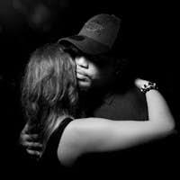 Jordan-Joy Kiz and Afro