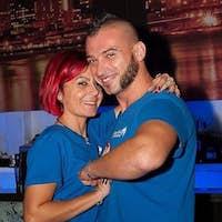 Laurent y Cristina