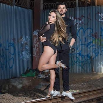 Ernesto Bulnes & Denisse Cambria