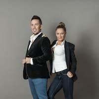 Andres y Trini