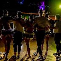 Cumbancha Dance Company (by Mariano Sans Valero)