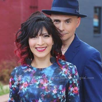 Rodrigo & Wendy Jiménez