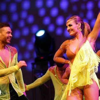 Nacho y Miriam - Giros Dance