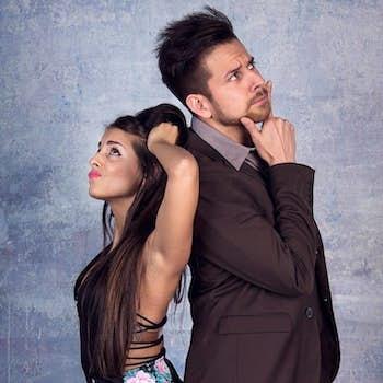 Chris & Noor