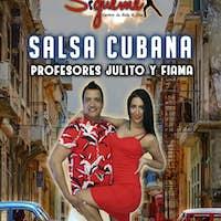 Julito y Fiama