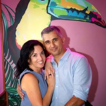 Javi F. & Andrea P.