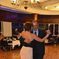 Diego y Laura de Tango en Galícia
