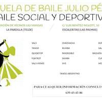 ESCUELA DE BAILES DE SALON JULIO PEREZ