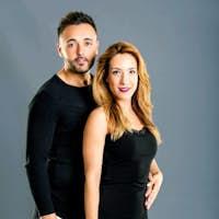 Esteban y Miriam
