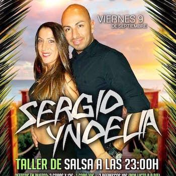 Sergio Osorio & Noelia Jiménez