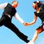 The formula for joyful living (healthy eating + dance)