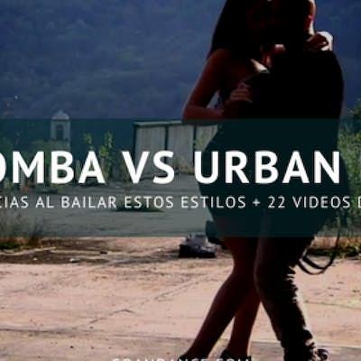 9 diferencias entre la kizomba y la kizomba urbana