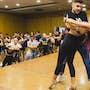 Cómo es un congreso de baile por dentro