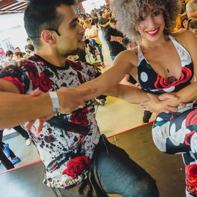 4 things that happen to you at a congress or bachata festival