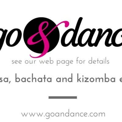 What to do to attend a congress of Salsa, Bachata or Kizomba