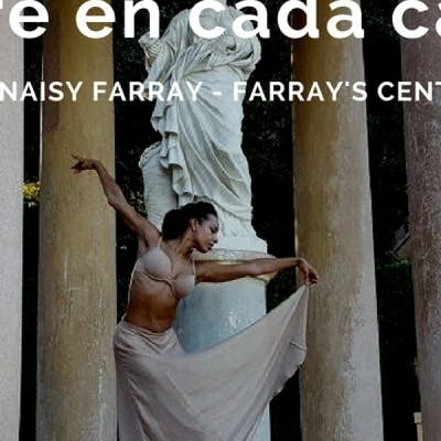 Interview with Yunaisy Farray of Farray's Center