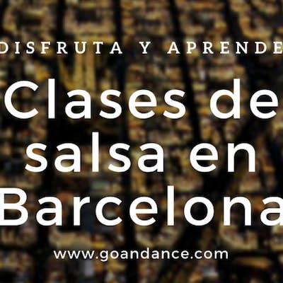 Por qué y dónde hacer clases de salsa en Barcelona