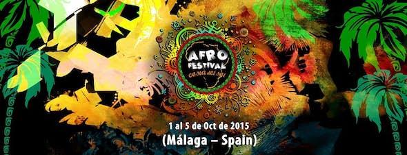 Afrofestival Cosa del Sol 2015