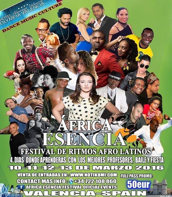 África Esencia Festival 2016
