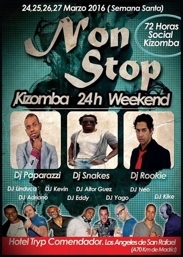 Non-Stop Kizomba 2017 (1st Edition)