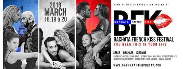 Bachata French Kiss Festival 2016 (3ª Edición)