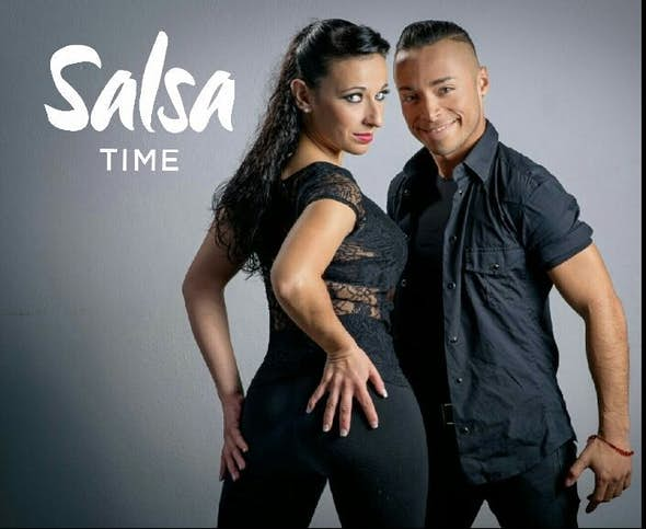 SALSA STARS with JAVIER PADILLA & MERY MESSEGUER!