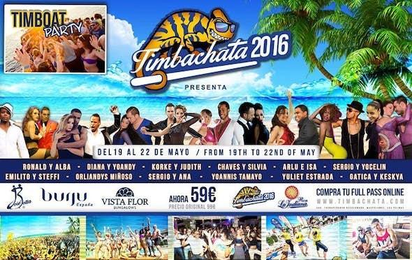 TIMBACHATA 2016 - Festival Internacional Gran Canaria