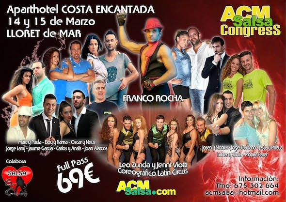 ACM Salsa Congess 2015