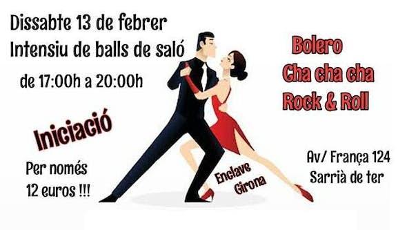 Masterclas ballroom dancing