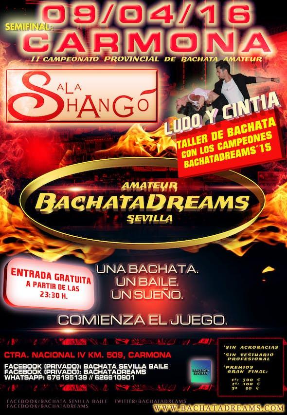 II Amateur BachataDreams Sevilla - Semifinal CARMONA