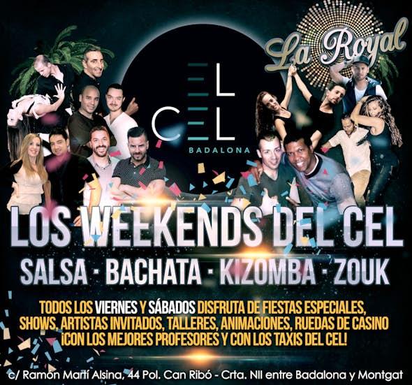 Saturdays in El Cel Badalona