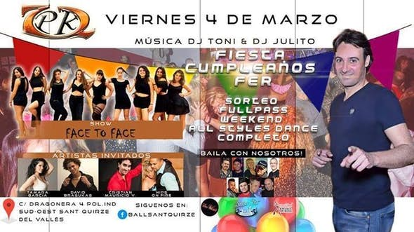Singles Fridays Salsa at 7pk2