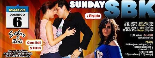 Sunday SBK en Sabor y Baile