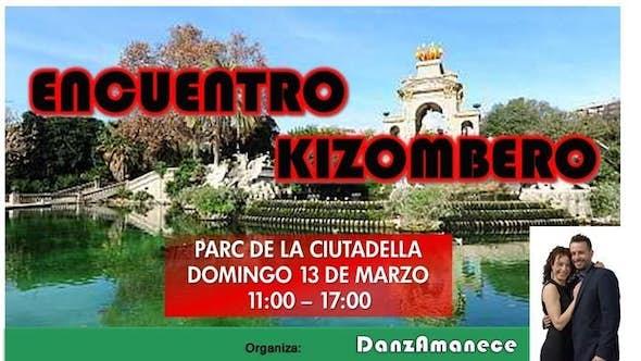Encuentro Kizombero - Marzo 2016