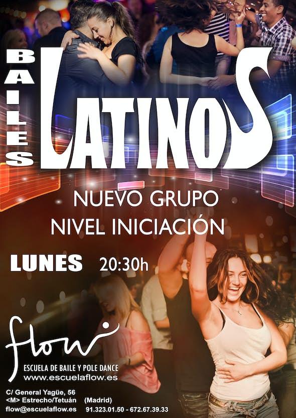 Bailes Latinos I