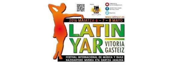 LatinYAR Vitoria-Gasteiz 2016